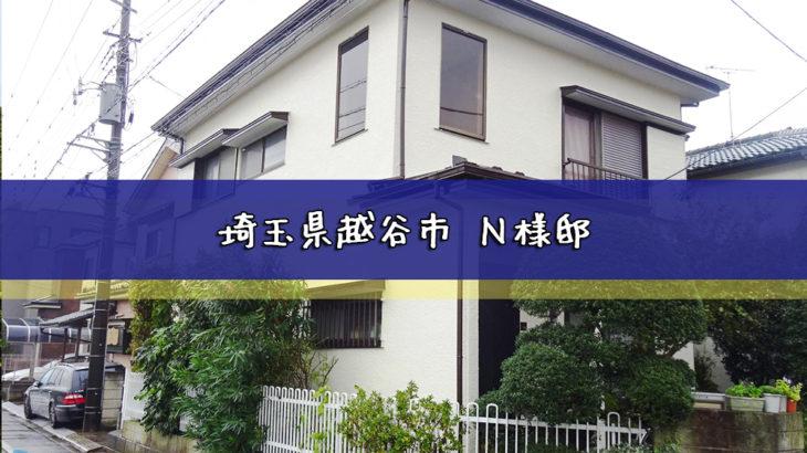 TOP ㈱ペインティアホームズ 施工事例 埼玉県